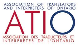 ATIO - Association des traducteurs et interprètes de l'Ontario