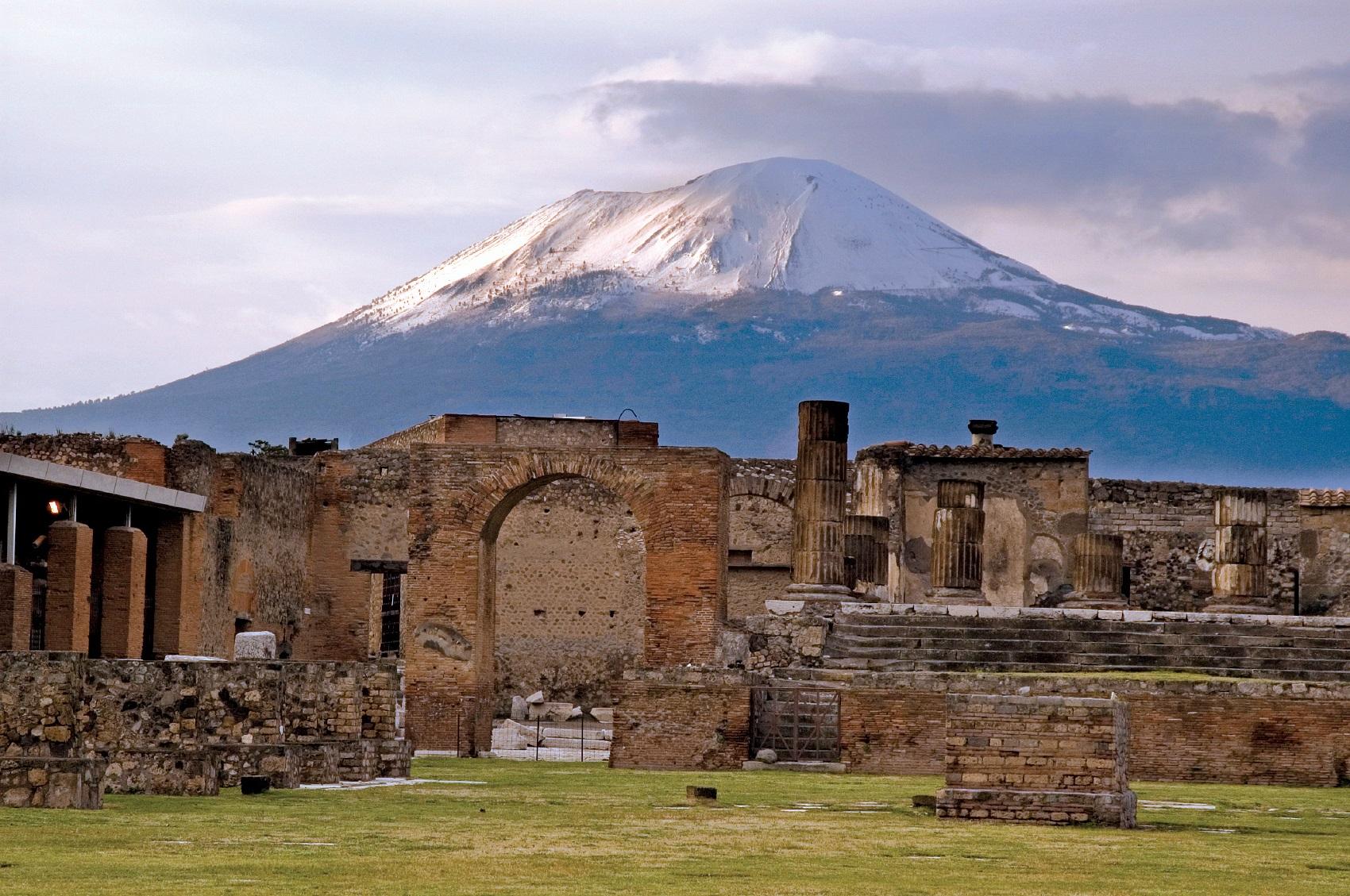 Vesuvius Pompeii