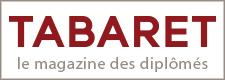 Lien pour le magazine des diplômés Tabaret