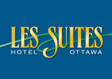 Logo for Les Suites Hotel in Ottawa