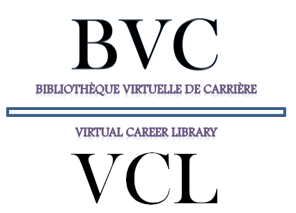 Virtual Career Library Logo